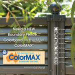 COLORBOND® Fence Brochure 2016